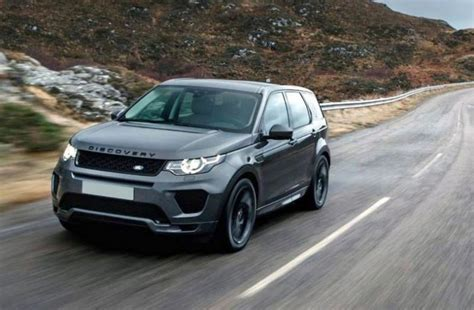 Land Rover Discovery Sport 2019 by 2019 Land Rover Discovery Sport Redesign Interior Technology