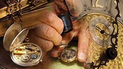 Repairs Tempus Jewellery Clock Welcome Repair