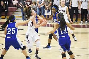 HIGH SCHOOL BASKETBALL: Bowie girls, boys play tonight ...