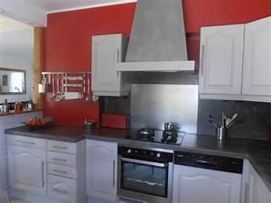 Relooker Meuble Cuisine : relooker meubles cuisine 3 relooker sa cuisine sans d233capge ni pon231age avec les digpres ~ Mglfilm.com Idées de Décoration