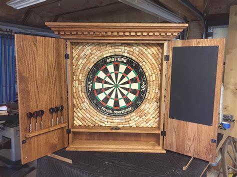 dart board cabinet dart board cabinet plans cabinets ideas