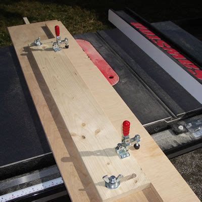 plans  building table  jointer jig