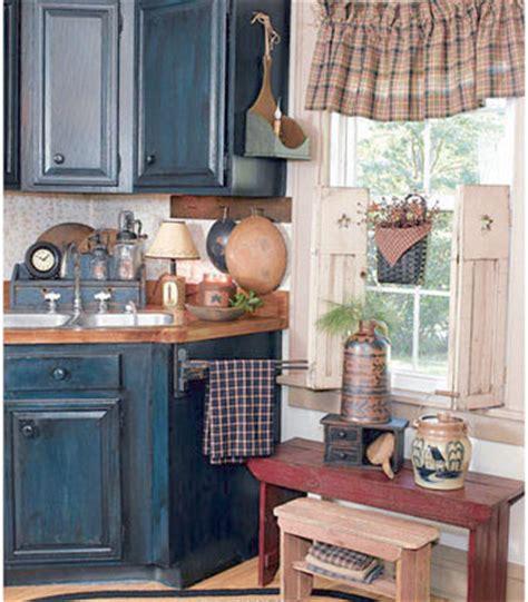 bringing primitive decor   kitchen factory direct