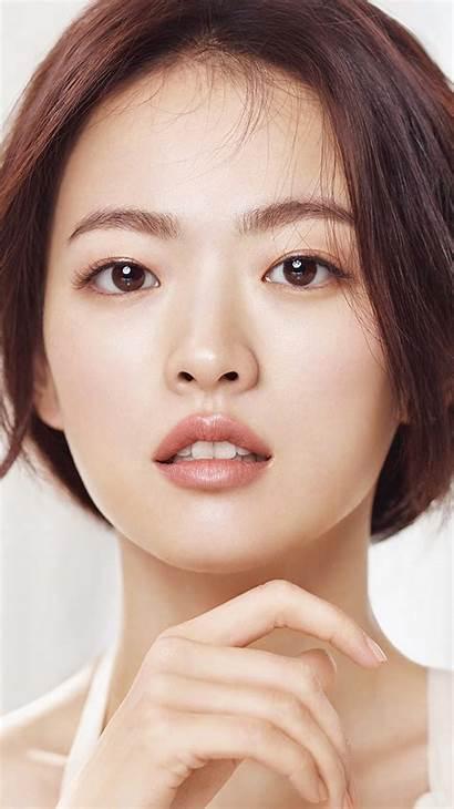Asian Face Beauty Iphone Apple Kpop Wallpapers