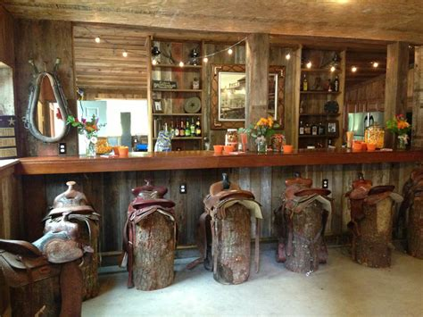 Saddle Barn Stools. Barn Living