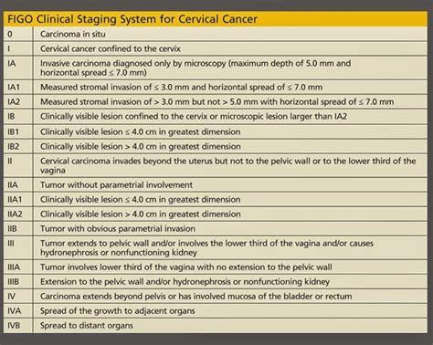 Cervical Carcinoma