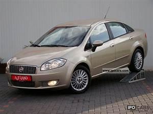 2009 Fiat Linea 1 3 Multijet Climate Control Alu