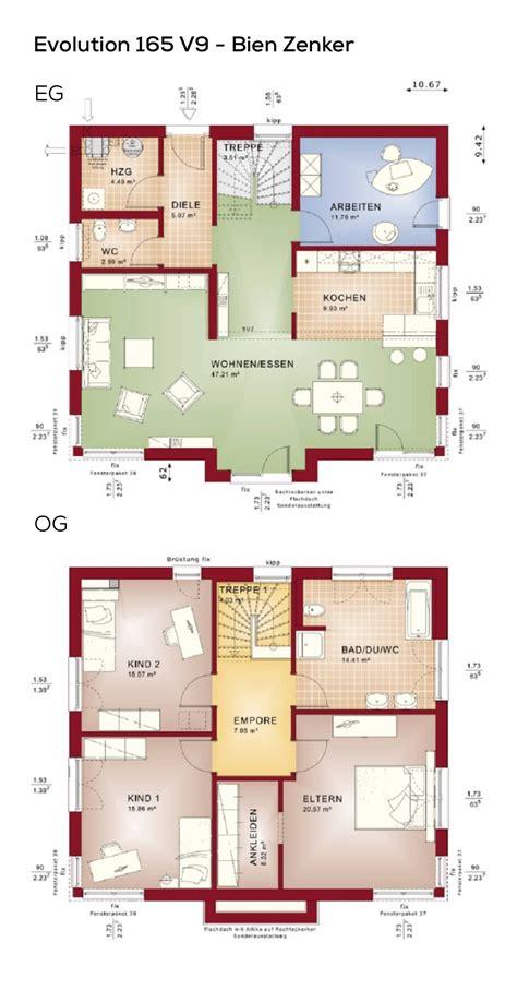 Stadtvilla Moderne Architektur Grundriss by Grundriss Stadtvilla Modern Mit Flachdach Architektur 6