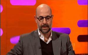 stanley tucci GIFs Search | Find, Make & Share Gfycat GIFs
