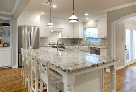 remodeling kitchen island arrow granite kitchen traditional with white