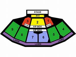Shoreline Amphitheatre Seating Chart Lady Antebellum First Niagara Pavilion Tickets August 23