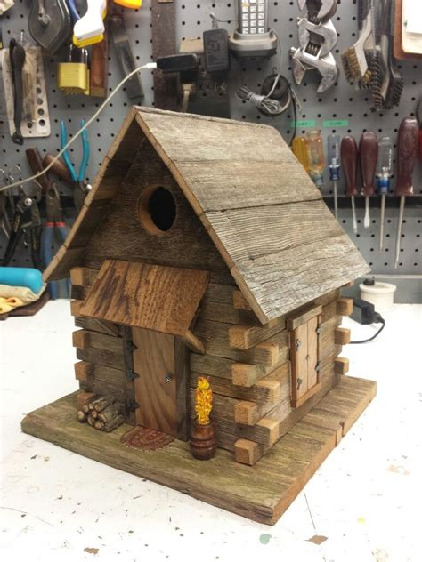 log cabin decorative bird houses bird houses bird houses diy