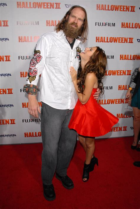 Scout Taylor Compton Halloween 3 by Tyler Mane