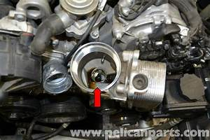 Mercedes-benz W204 Oil Change