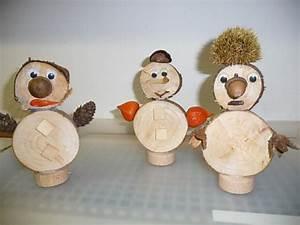 Basteln Mit Baumscheiben : aus naturmaterial kann man tolle sachen basteln ~ Watch28wear.com Haus und Dekorationen