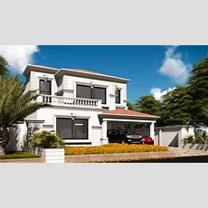 1 Kanal Colonial Design House At Phase 6 Dha By Core
