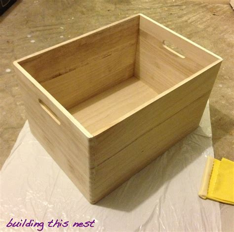 plans building storage bins  woodworking
