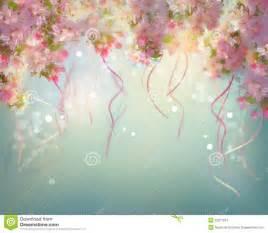 Spring Cherry Blossoms Wedding