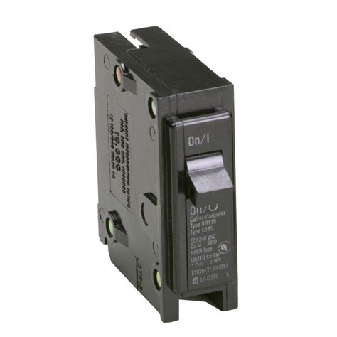 pole breaker eaton 20 amp single pole type br breaker contractor 10 pack br12010cp the home depot