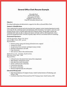 office staff resume sample my resume samples madratco With sample objectives in resume for office staff