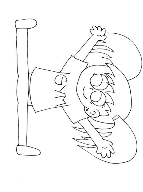 Kleurplaat Turnen by Printable Gymnastics Coloring Pages Coloring Home