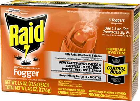 Fogger For Bed Bugs by Bed Bug Bombs Do Foggers Work Effectiveness Reviews