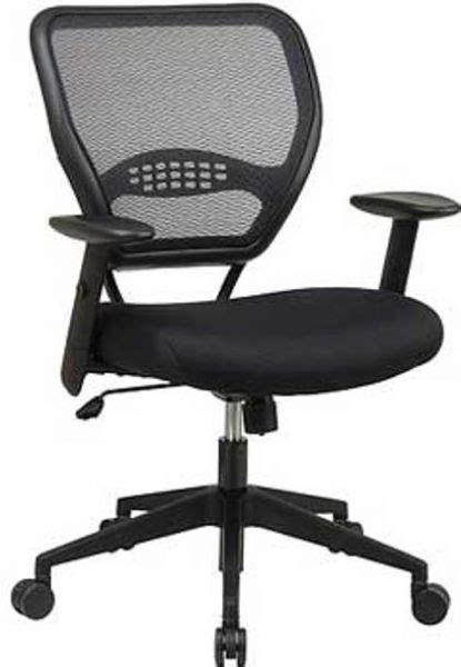 office 5500 space collection air grid back deluxe