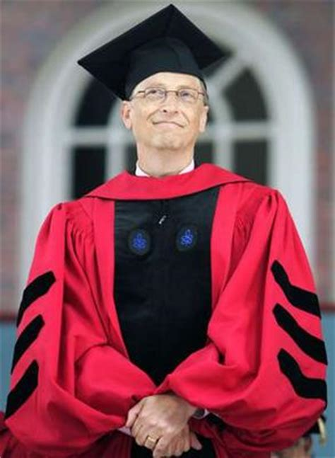 chatter busy bill gates degree