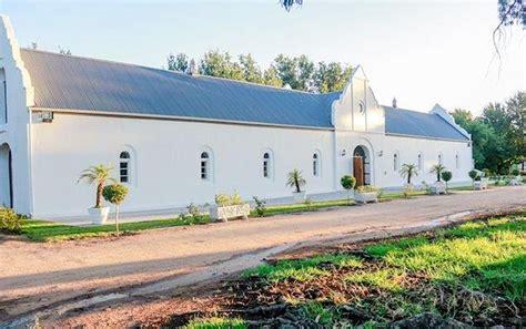 die ou stal equestrian farm riebeek west wedding venue