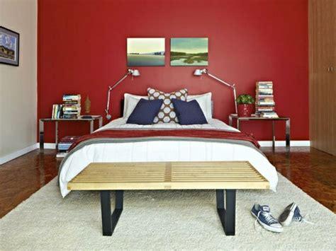 Farbe Wand Schlafzimmer by 1001 Ideen Farben Im Schlafzimmer 32 Gelungene