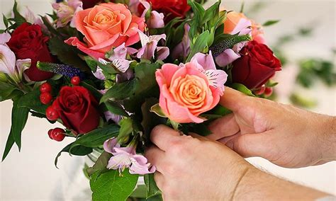 Arranging Flowers by How To Arrange Flowers Flower Arranging Flying