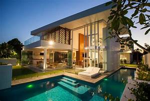 Flawless Dream Home: Two Storey Promenade Residence by BGD ...