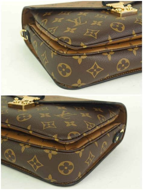 bag louis vuitton pochette metis reverse mm vintage