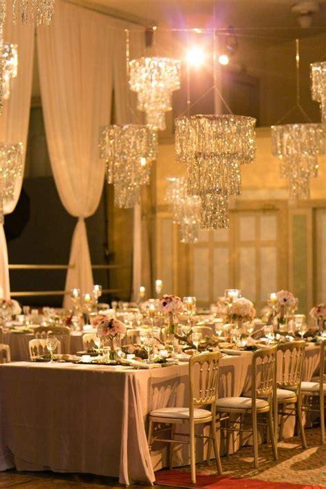 Glamorous Wedding Glamorous Rose Gold Wedding #2032214