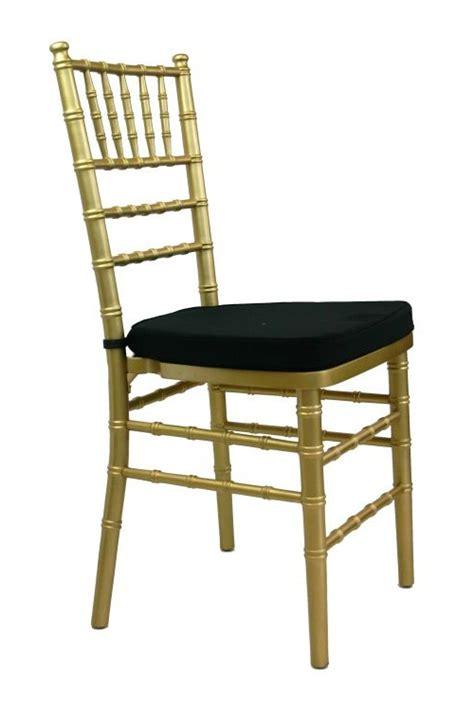 gold painted wood chiavari chair