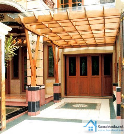 gambar model kanopi rumah minimalis desainrumahnyacom