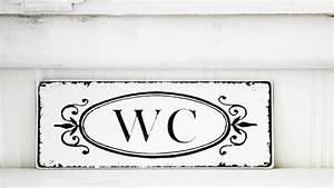 Bad Accessoires Vintage : die 25 besten ideen zu wc schild auf pinterest lustiges badezimmer nassr ume und schlechte ~ Whattoseeinmadrid.com Haus und Dekorationen