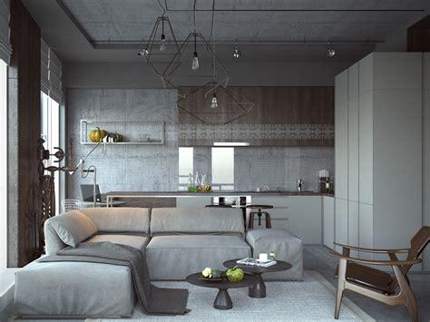 mini cuisine studio 3 open studio apartment designs