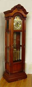 Price Guide For Howard Miller Grandfather Clock  Model 610