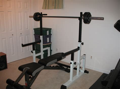 Northern Lights Bench Review by Minimal Room Safey Squat Rack Bodybuilding Com Forums