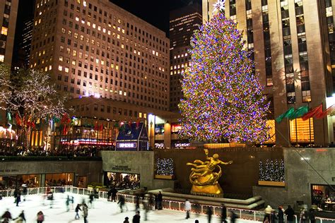 when is the christmas tree lighting nyc rockefeller center citi bike nyc