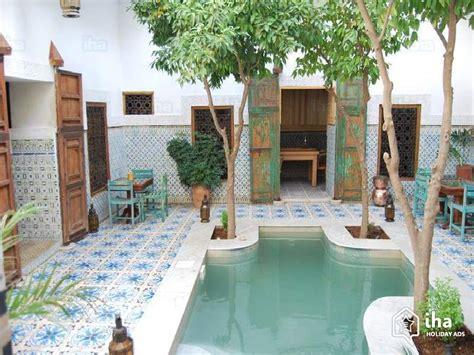 chambres dhotes  marrakech dans une voie privee iha