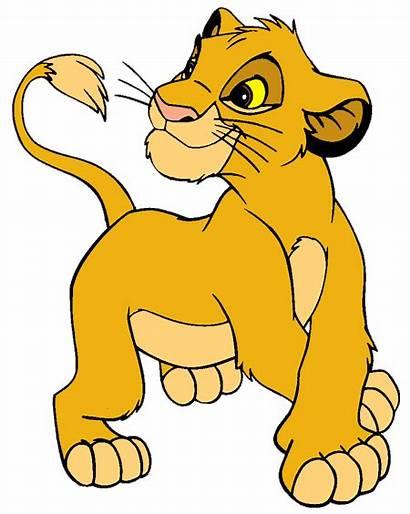 Simba Young Lion Clip Disney Clipart King