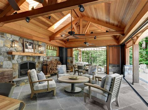 breathtaking rustic patio designs   instantly chill