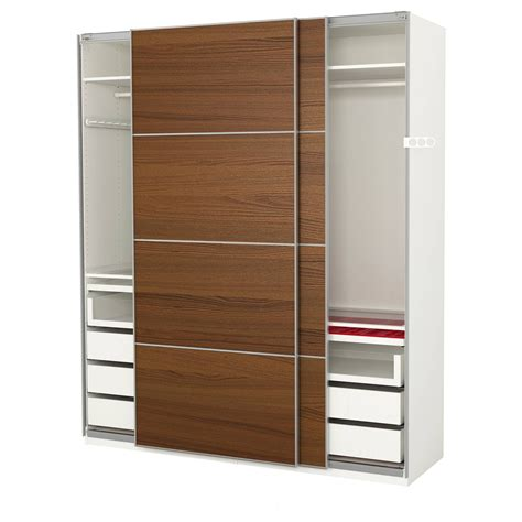 3 Door Wardrobe With Drawers And Shelves by Top 30 Of 2 Door Wardrobe With Drawers And Shelves