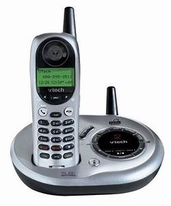 Vtech Vtia5851 Ia5851 5 8 Ghz Cordless Phone With