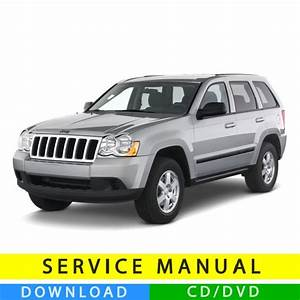 Jeep Grand Cherokee Service Manual  2005