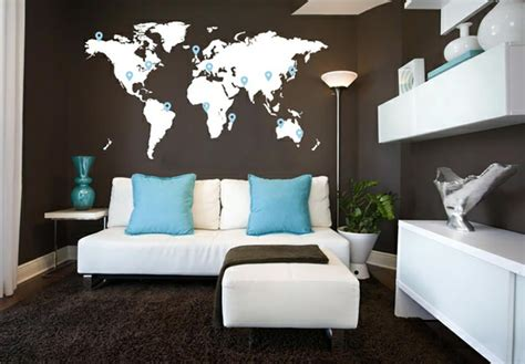 Brown And Teal Living Room Designs by 20 Stickers Muraux Art D 233 Co Qui Illumineront Vos Pi 232 Ces