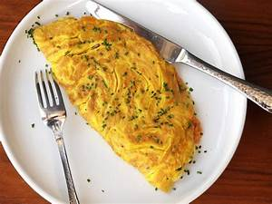 Diner-Style Ham and Cheese Omelette for Two Recipe ...