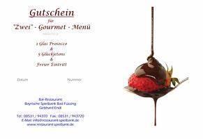 Gutschein Essen Gehen Selber Machen : bar restaurant spielbank bad f ssing ~ Watch28wear.com Haus und Dekorationen